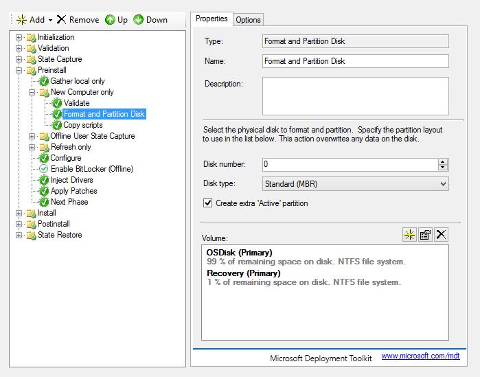 FormatPartitionDisk
