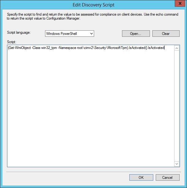 Add discovery script